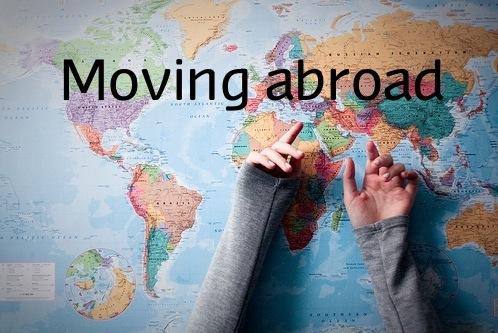 Februárban költözöm Hollandiába, de a végső cél, kicsit távolabb van. :)) In February I'm moving to the Netherlands for a half year. But my final destination is a little more far away. :))